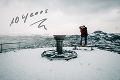 ---< 💕10 Years 💕 >--- (Tim RT) Tags: tim rt germany love ten jears cuple girl man friend landscape people humans snow winter cold back days hypebeast visual inspired 2017 outdoor happy fuji fujifilm xt xt2 xf1024mm impressed by you beautiful awesome new