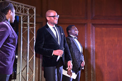 DSC_7017 Black British Entertainment Awards BBE Dec 2017 at Porchester Hall London with Jean Gasho Co Founder of BBE Rodney Earl Clarke Host and Brilliant Baritone Singer with Vocalist Kofi Nino Ghanaian Opera Singer (photographer695) Tags: black british entertainment awards bbe dec 2017 porchester hall london with jean gasho co founder rodney earl clarke host brilliant baritone singer vocalist kofi nino ghanaian opera