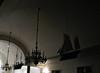 Votive ships in Hósvík (Jan Egil Kristiansen) Tags: img1892 hósvíkkirkja hósvík church tn202 nólsoy havgásinofhósvík vn170 havgásin kirkeskip kirkeskib votiveship getty 897998388