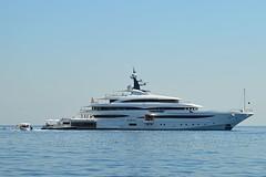 Yacht (Nabil Molinari Photography) Tags: yacht cloud nine 243 built by crn italy 17