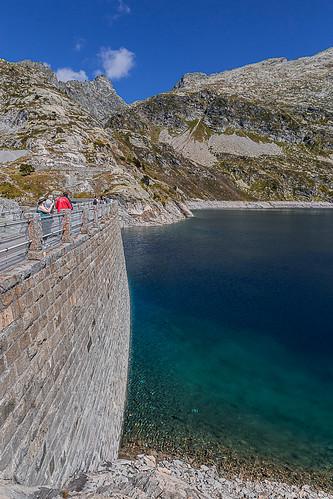 Le barrage d'Artouste (1)