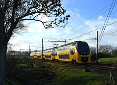 Intercity (Omroep Zeeland) Tags: trein intercity middelburg spoorwegen kerst