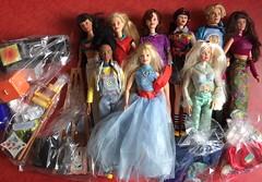 New Generation Girl Dolls (MyMonsterHighWorld) Tags: generation girl doll mattel barbie 1999 2000 dance party blaine gordon mari mariko lara marie ana marissa wave 1 chelsie tori susie vicky nichelle