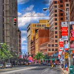 Hartford Connecticut  - HIstoric Downtown District - NRHP thumbnail