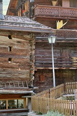 level challenged (Riex) Tags: mazot chalet maison home immeuble bois wood swiss alpestre saintjean stjean valdanniviers suisse valais wallis switzerland g9x