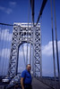 George Washington Bridge - Ektachrome - 1996 (2) (Ron of the Desert) Tags: film slidefilm positivefilm reversalfilm ektachrome kodak bridge georgewashingtonbridge hudsonriver newyorkcity newyork e6 epsonperfectionv600