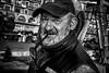 L'homme sur le port... / The man on the port... (vedebe) Tags: port ports portraits portrait homme humain human ville street rue city urbain urban pêche pêcheur noiretblanc netb nb bw monochrome sète france mer méditerranée