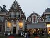 Noord, Workum (Stewie1980) Tags: workum friesland warkum fryslân nederland netherlands noard gevels winkels street shops facade historic houses