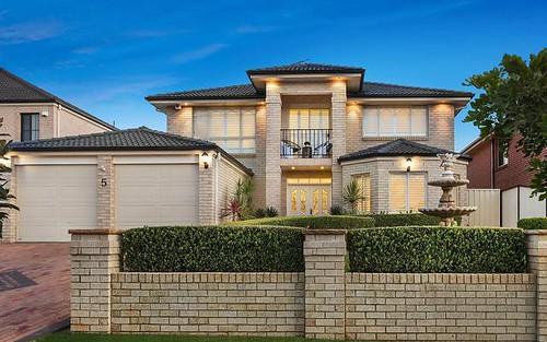 5 Danehill Court, Castle Hill NSW