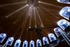 Lichtshow op de oude Rijkswerf Willemsoord (Ramireziblog) Tags: lichtshow lightshow den helder oude rijkswerf willemsoord kraan crane industrial navy marine schijnwerpers spotlights lichtkunstroute