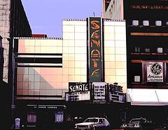 SENATE Theatre, Harrisburg, Pennsylvania  USA (BudCat14/Ross) Tags: theaters cinemas harrisburg pennsylvania architecture artdeco vintagetheaters