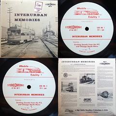 Interurban Memories (Wil Hata) Tags: record vinyl album