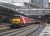 91105 (Geoff Griffiths Doncaster) Tags: 91105 91117 leeds class 91 virgin east coast 1a29 blunt end