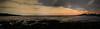 Punalu'u Sunset Panorama (wyojones) Tags: hawaii bigisland punaluu punaluubeachcountypark blacksandbeach sunset palmtree silhouette panorama village tidalpools