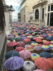 Umbrellas at Dubai Mall (Patrissimo2017) Tags: