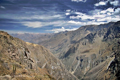 The Deep (Dave Hilditch Photography) Tags: peru colcacanyon canyons mountains landscapes skies