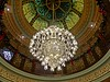 Glamorgan Castle Murano Glass Chandelier (DanLynnG) Tags: murano glass chandelier glamorgan castle alliance ohio shah iran