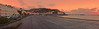 Llandudno Sunset Panorama (wontolla1 (Septuagenarian)) Tags: llandudno prom promenade wales north sunset panorama samsung galaxy s6 edge mobile phone great orme mountain hill seaside beach sea front hotel