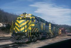 MKT GP39-2 370 (Chuck Zeiler) Tags: mkt gp392 370 railroad emd locomotive cotter train chuckzeiler chz katylines katy missourikansastexas