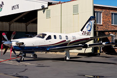 ZS_BCI_0_FALA141217 (BlackburnMike_1) Tags: socata tbm850 olympus 4015028pro omd em1mkii aircraft aeroplane airplane lanseria turboprop
