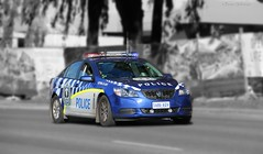 Commodore (Teutonic01) Tags: holden commodore vf sapol southaustraliapolice police