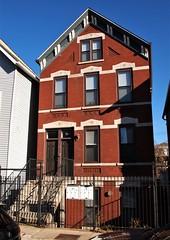 1347 N. Bosworth Avenue (Brule Laker) Tags: chicago illinois wickerpark nearnorthwestside