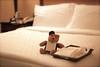 Conrad Teddy Bear (Andy Laver) Tags: teddybear conrad istanbul turkey hotel comfortable doll nikon d80 nikkor travel