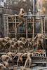Kalighat, quartier des fabricants d'idôles, Calcutta,  Bengale occidental, Inde (Pascale Jaquet & Olivier Noaillon) Tags: artisanat religionhindouisme idoles scènederue calcutta bengaleoccidental inde ind