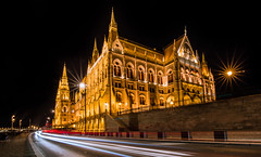 The Parliament at night (Vagelis Pikoulas) Tags: budapest pest hungary travel photography long exposure canon 6d tokina 1628mm night nightscape city cityscape september autumn 2017