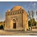 Bukhara UZ - Samanid Mausoleum 07