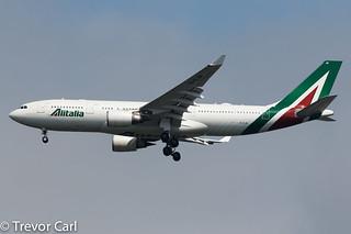 Alitalia   EI-EJM   Airbus A330-202   JFK   KJFK