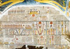 Tomb of Ramesses V-VI (kairoinfo4u) Tags: egypt tomboframessesvi thebes luxor valleyofthekings tomboframsesvi ägypten unescoworldheritagesite égypte egitto egipto luxorwestbank ancientthebes ramsesvi talderkönige