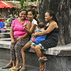 Happy Family (Beegee49) Tags: family mother daughter filipina street bacolod city philippines