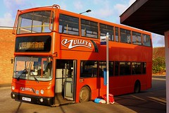 Mulleys at Mildenhall (Chris Baines) Tags: mulleys alexander alx 400 bodied volvo b7tl mui 7924 mildenhall bus station 355 service