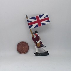 No they do not cost 5 cent and yes they are that tall.  #britishhistory #tinsoldier #figurine #handmade #etsy #handpainted #giftideas #infantry #18thcentury #revwar #revolution #usa #flag #americanhistory #history #freedom #liberty #redcoats #british #pai (MyTinSoldiers) Tags: tinsoldier 2ndamendment usa history paint revwar britishhistory christmas bayonet 1776 giftideas etsy craft redcoats handmade unionjack handpainted british flag colonial musket freedom 18thcentury revolution figurine liberty pinterest infantry americanhistory