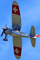 HB-RAI     Dewoitine (A+C) D26  Nîmes (Antonio Doblado) Tags: nîmes aviación aviation aircraft airplane dewoitine ac d26