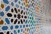 Endless weave (cluffie598) Tags: mudéjar alcázar sevilla seville spain moorish architecture geometric unesco mosaic tile españa