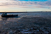 Light Ice (langdon10) Tags: canada canon70d ice quebec ship shoreline stlawrenceriver tanker troisriviere cold morninglight outdoors