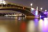 Pont de Fragnée (Liège 2017) (LiveFromLiege) Tags: liège wallonie belgium belgique luik architecture liege lüttich liegi lieja europe city visitezliège visitliege urban belgien belgie belgio リエージュ льеж night bynight nightphotography longexposure longueexpo longueexposition