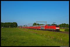 DB Cargo 189 081, Rijssen 26-05-2017 (Henk Zwoferink) Tags: rijssen overijssel nederland nl zeebrugge bremen autotrein mercedes henk zwoferink db cargo 189 081 siemens br189 es64f4