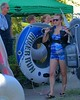 Going Rafting (swong95765) Tags: woman rafting pregnant pretty walking female lady