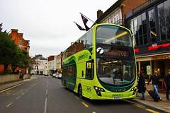 First Berkshire 37987 BJ11ECX - Windsor (KA Transport Photography) Tags: first berkshire 37987 bj11ecx windsor