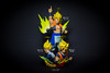 Dragon Ball -  ComFiguration - Goku x Vegeta Fusion - Gogeta-3 (michaelc1184) Tags: dragonball dragonballz dragonballgt dragonballsuper goku vegeta gogeta saiyan banpresto bandai figure anime manga toys