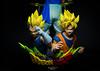 Dragon Ball -  ComFiguration - Goku x Vegeta Fusion - Gogeta-4 (michaelc1184) Tags: dragonball dragonballz dragonballgt dragonballsuper goku vegeta gogeta saiyan banpresto bandai figure anime manga toys