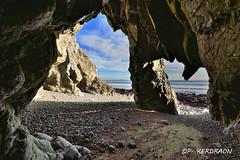 DSC_5224_2_imp (pascalkerdraon) Tags: bretagne brittany finistere crozon morgat grotte marine presquile cave