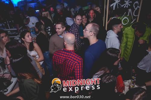 Midnight express (05.01.2018)