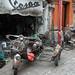Vespa refurbishment iin Ubud