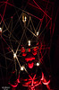 The Spider Trap ( Candles  ) (TheGhostVaporVision) Tags: shibari kinbaku art exposition bondage bdsm suspension harness rope knots wraps sexy japanese artist photographer rigger selfbond beautiful relaxing meditation zen karada leach slave domination design fetish