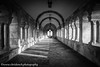 Fisherman's Bastion (www.chriskench.photography) Tags: hungary budapest bw wwwchriskenchphotography fujifilm xt2 silverefexpro copyright monochrome travel arches architecture columns kenchie europe 18135 blackandwhite hu
