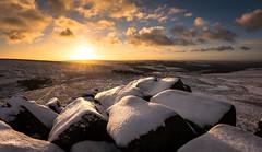untouched (Phil-Gregory) Tags: nikon d7200 tokina 1120mm 1120mmf28 1120mmproatx 1116mmf8 116proatx nature national naturephotography nationalpark natural naturalphotography peakdistrict sunrise snow rocks clouds cloudscape sky